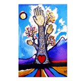 Tree of Life, Postcards (Package of 8)