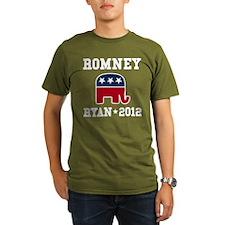 Romney Ryan R T-Shirt