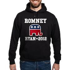 Romney Ryan R Hoodie
