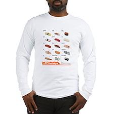 JR Sushi-ya Long Sleeve T-Shirt