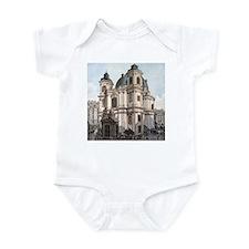 Carl Schuetz St Peter's Church Infant Bodysuit