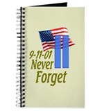 Never Forget 9-11 - With Buildings Journal