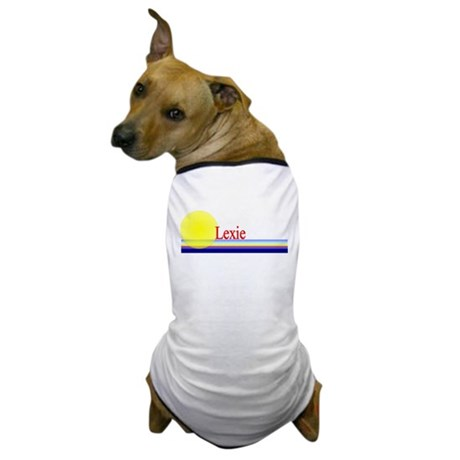 Lexie Dog T-Shirt
