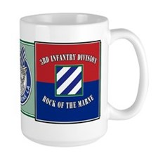 3ID Rock of the Marne Mug