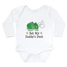 Eat My Daddy's Dust Marathon Body Suit