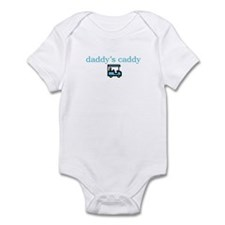 Daddy's Caddy Infant Bodysuit