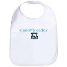 Daddy's Caddy Bib