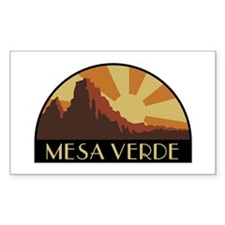 Mesa Verde Travel Decal