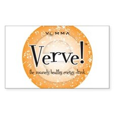 Verve Energy Drink Decal