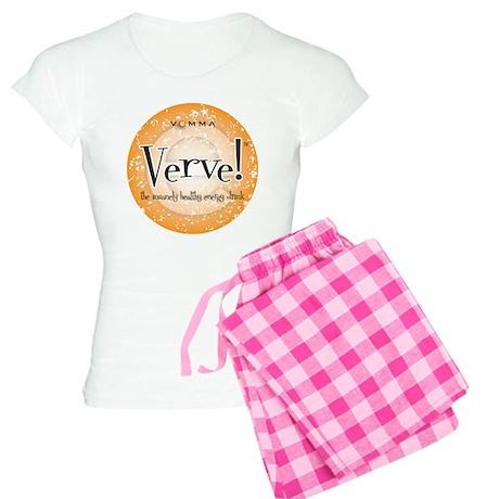 Verve Energy Drink Women's Light Pajamas