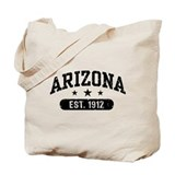 Arizona Est. 1912 Tote Bag
