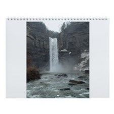Ithaca State Parks Wall Calendar
