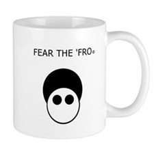 Fear the 'Fro Mug
