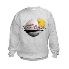 Rubber Duckies Jersey Sweatshirt