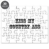 Kiss My Country Puzzle