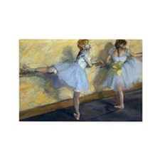 Degas Rectangle Magnet