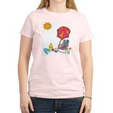 A DAY AT THE BEACH - T-Shirt