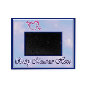 Rocky Mountain Horse Heart Photo Frame