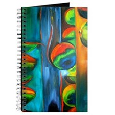 Colorful Abstract Journal