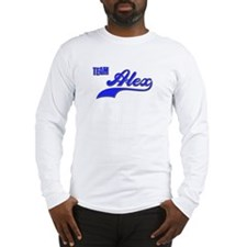 Team Alex Long Sleeve T-Shirt