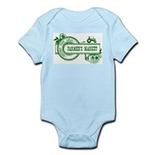 SUPPORT YOUR LOCAL FARMERS MARKET Infant Bodysuit