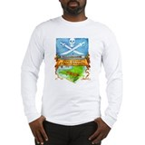Fort Taylor Pyrate Invasion Long Sleeve T-Shirt