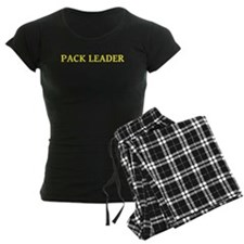 Pack Leader pajamas