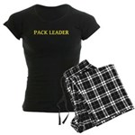 Pack Leader Women's Dark Pajamas