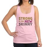 Strong is the New Skinny - Sketch Olive-Purple-Gra