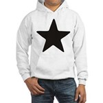 Simplicity Star Hooded Sweatshirt