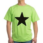Simplicity Star Green T-Shirt