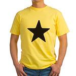 Simplicity Star Yellow T-Shirt