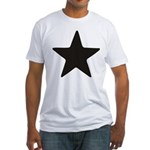 Simplicity Star Fitted T-Shirt