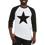 Simplicity Star Baseball Jersey