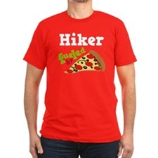 Hiker Fueled By Pizza T