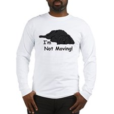 Newfie Carpet Long Sleeve T-Shirt