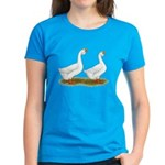 White African Geese Women's Dark T-Shirt