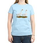 White African Geese Women's Light T-Shirt