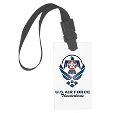 USAF Thunderbird Luggage Tag