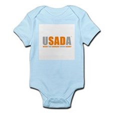 USADA Infant Bodysuit