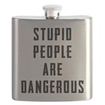 Stupid People Flask