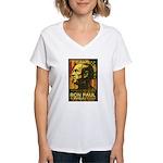 Ron Paul Needs You Women's V-Neck T-Shirt