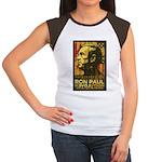 Ron Paul Needs You Women's Cap Sleeve T-Shirt