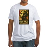 Ron Paul Needs You Fitted T-Shirt