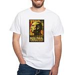 Ron Paul Needs You White T-Shirt