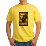 Ron Paul Needs You Yellow T-Shirt