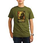 Ron Paul Needs You Organic Men's T-Shirt (dark)
