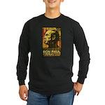 Ron Paul Needs You Long Sleeve Dark T-Shirt