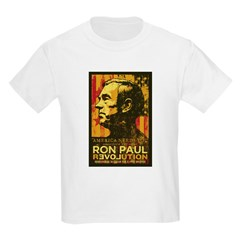 Ron Paul Needs You Kids Light T-Shirt