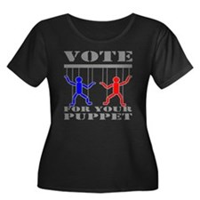 Vote For Your Puppet T
